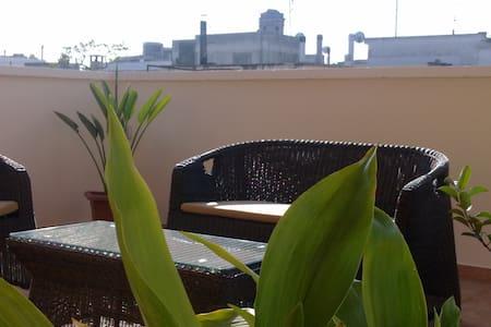 Casa La Giara con elegante terrazza - 纳尔多