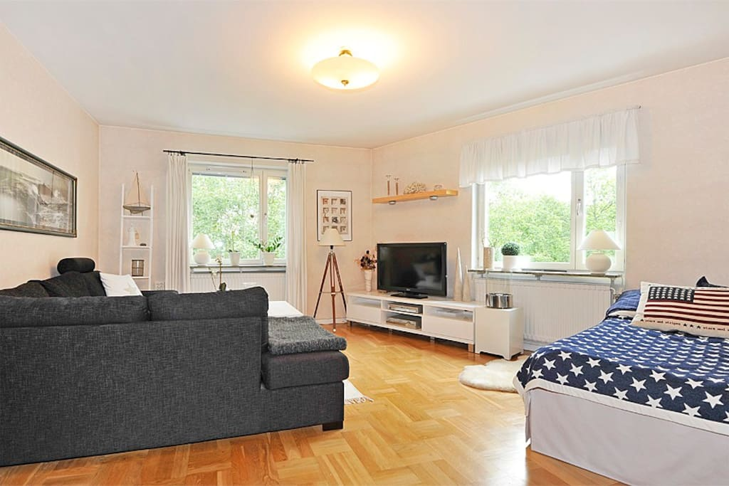Livingroom. (Rearranged)