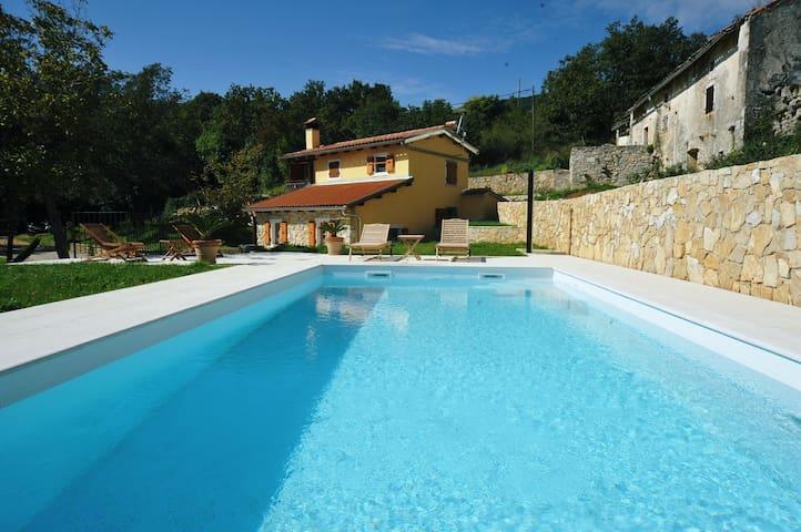 Villa Romantika - Opatija - Haus