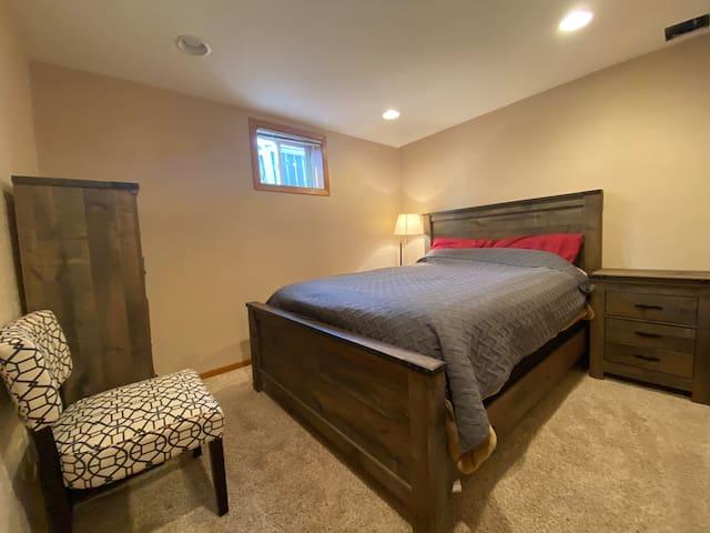 Cozy 1 bed apartment
