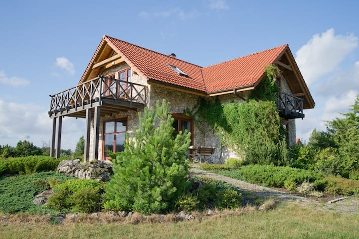 Domy Konesera Villa Kuligi