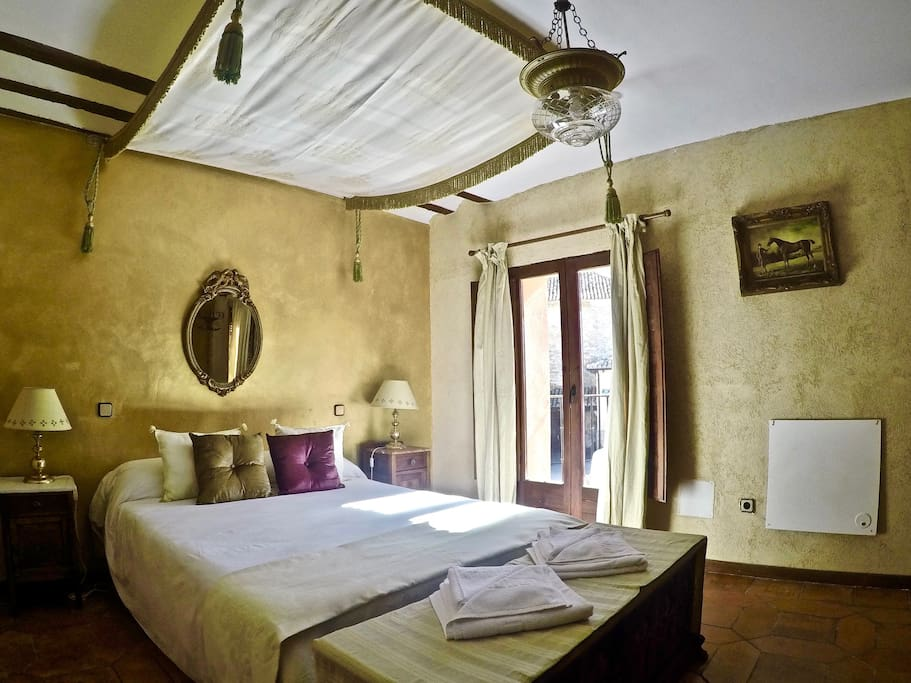 Casa Otombo En Sayaton Cottages For Rent In Castile La