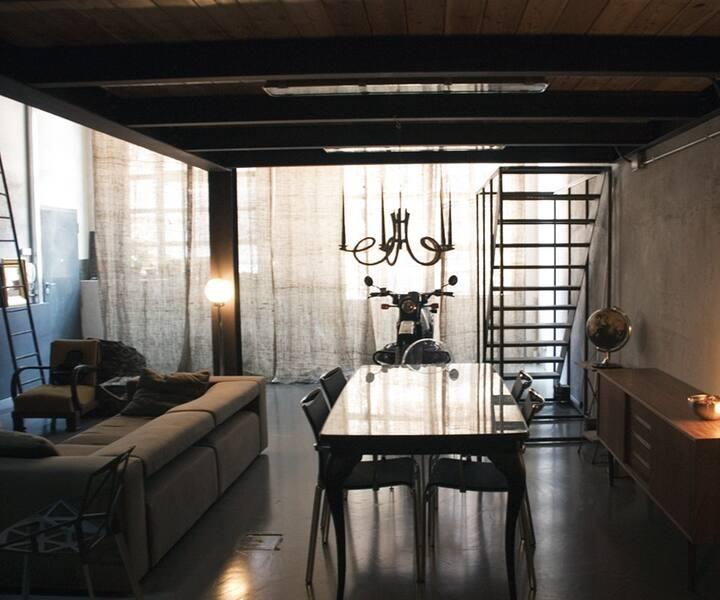 loft, Flexspace