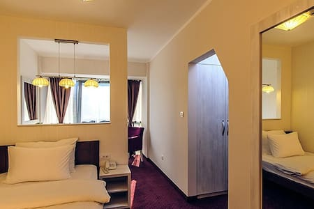 Single room @philiahotel.com - Podgorica
