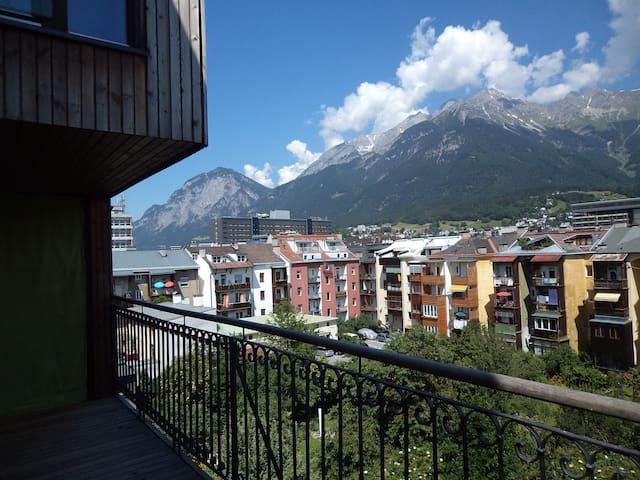 Lifestyle Innsbruck apartment