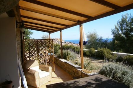 cosy studio with great view  - Imperia - Apartamento