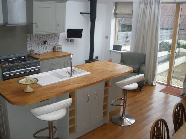 Lovely Fisherman's Cottage in Falmouth - Falmouth - Casa