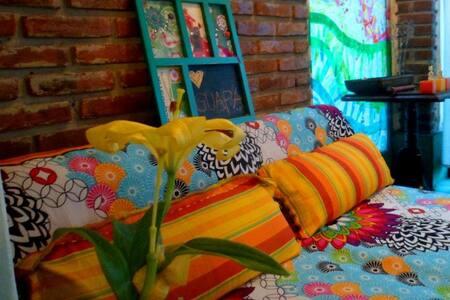 CASATURQUESA Single Room@LaHorqueta