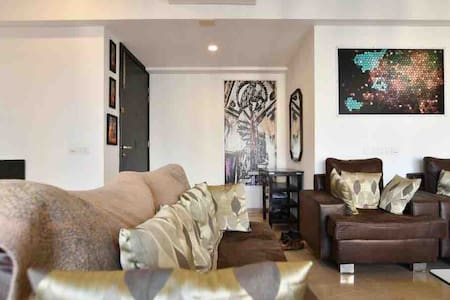 Airbnb Thane 3bhk Long Stay