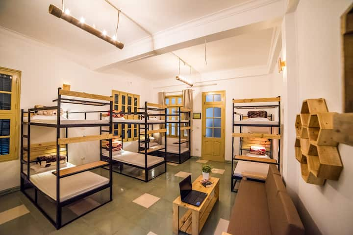 Male Dormitory Room / Easternstay