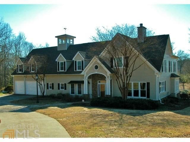 Beautiful Custom Home on 20 Acres - Hoschton - Casa