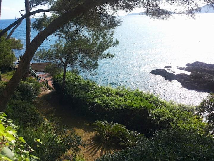 Luxury villas with private beach -Golfo dei Poeti