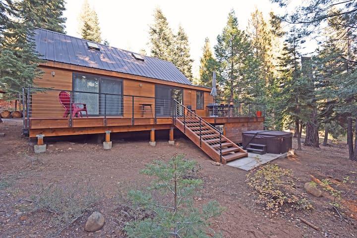 Chic, Modern, Luxury Cabin - 塔荷維斯塔(Tahoe Vista) - 獨棟