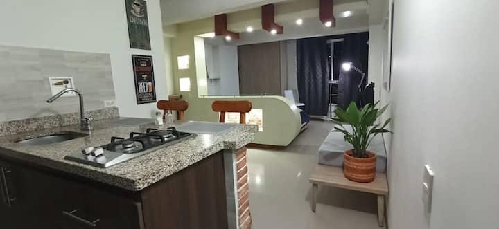 Hermoso y acogedor apartamento en el centro