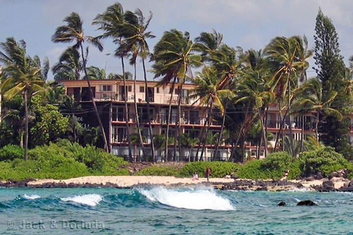 Oceanside in Poipu on South Shore - Koloa - Appartement