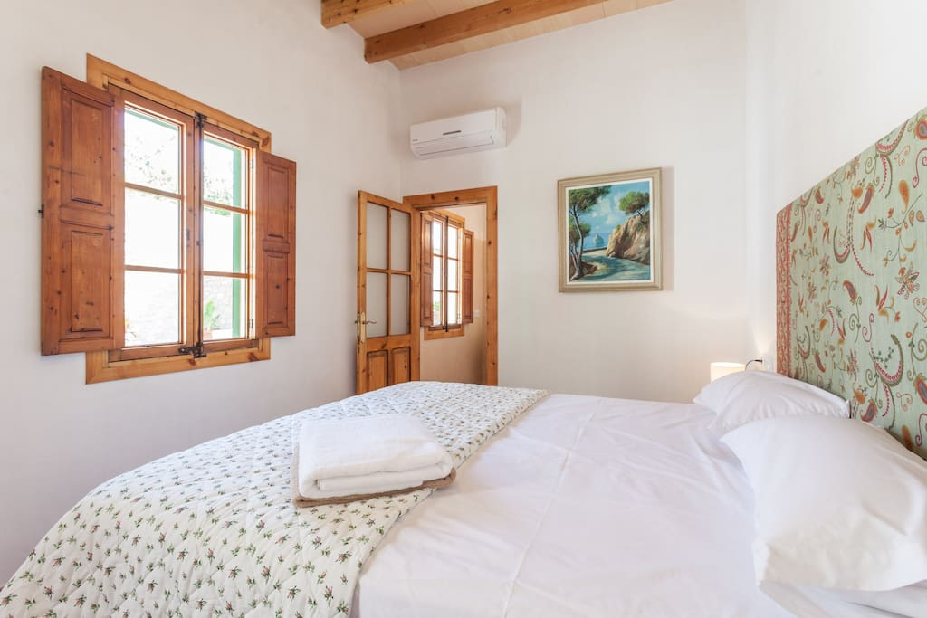 Habitaci n en t pica casa mallorquina casas en alquiler en binissalem islas baleares espa a - Alquiler casas en binissalem ...