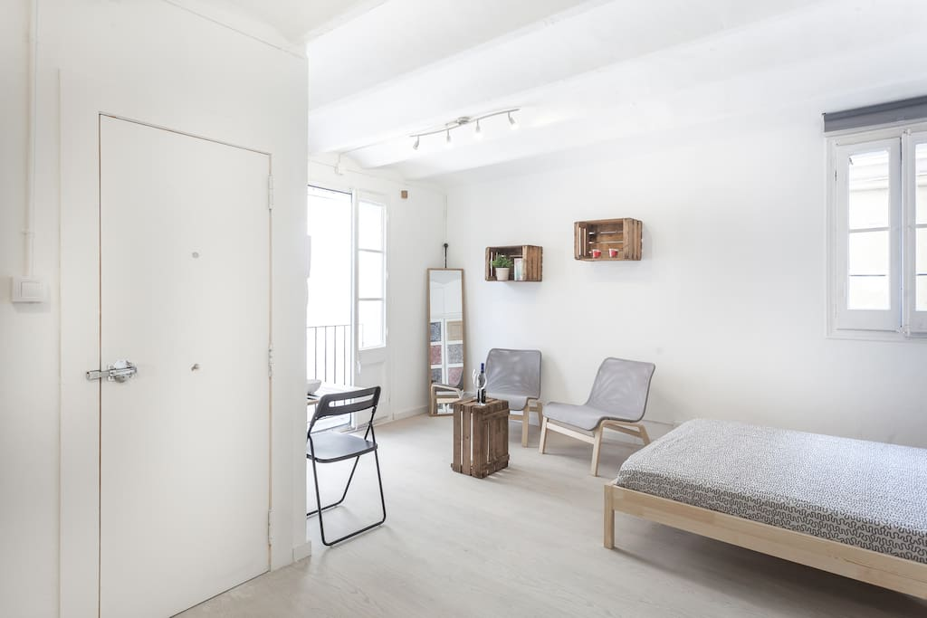 Charming Studio in the Old City