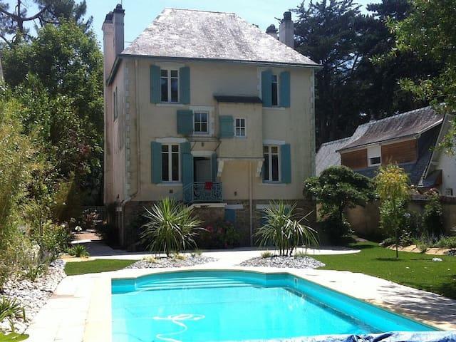 Maison avec piscine à 50m de la plage Benoit - La Baule-Escoublac - House
