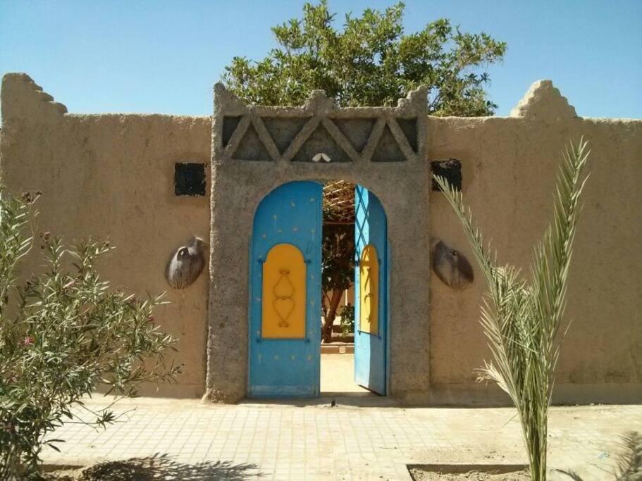 maison traditionnelle berb reb h user zur miete in merzouga meknes tafilalet marokko. Black Bedroom Furniture Sets. Home Design Ideas