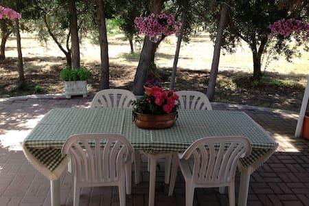 Deliziosa dependance in campagna - Marina di Ginosa - Haus