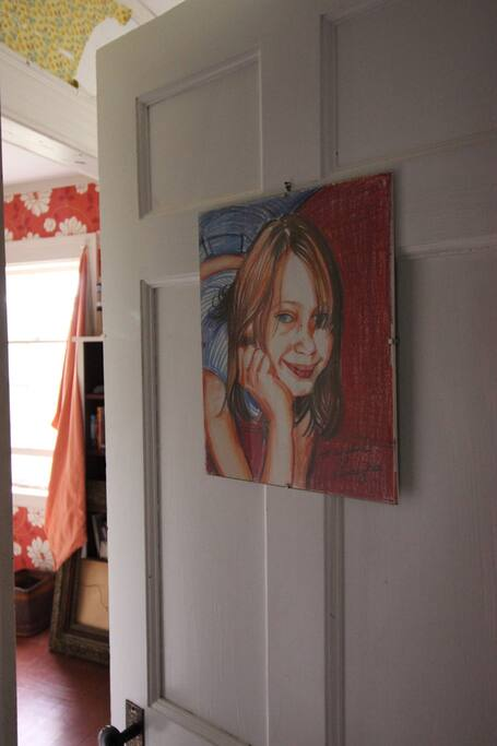 Welcome to Amelia's room