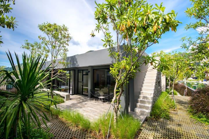 NEW villa 1 Bedroom 90 sqm the WOODS in Kamala