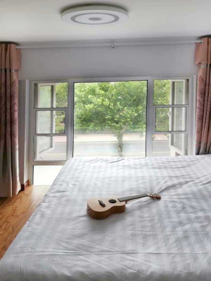 海滨loft双层公寓
