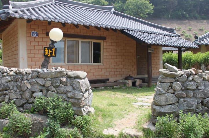안덕마을 황토1호방 - Wanju-gun