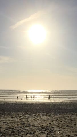 Coastal studio 10 minutes walk from beach