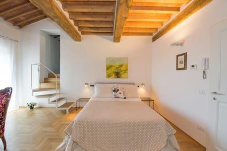 CASA DELLA PIA, una camera speciale - Massa Marittima - Apartment