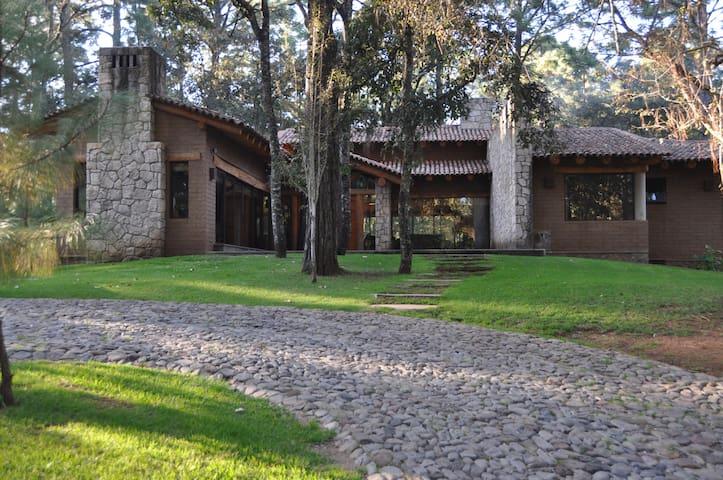 Casa los venados. Tapalpa, Jalisco. - Tapalpa - Домик на природе