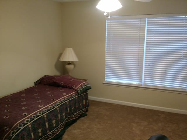 private bath/bedroom near UT hospital - Knoxville - Appartement