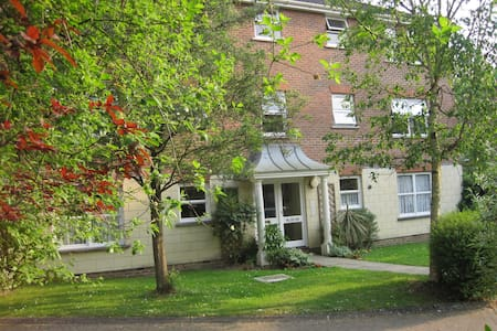 Town centre apartment - Horsham - Daire