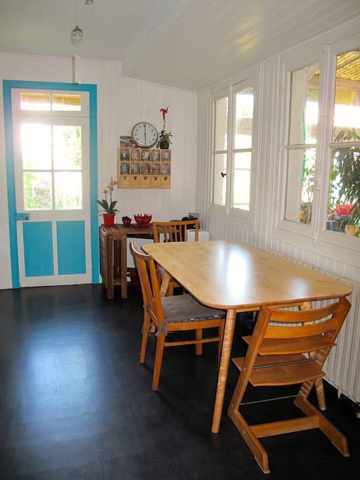 Maison avec jardin centre plage houses for rent in la for Entretien jardin la rochelle