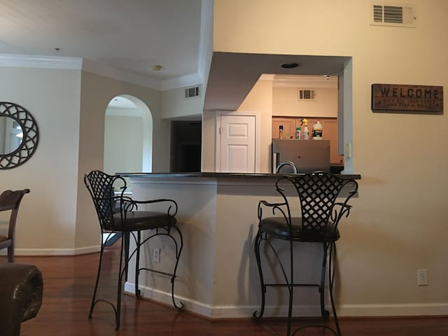 Executive Condo Atl Buckhead Gated community Lenox