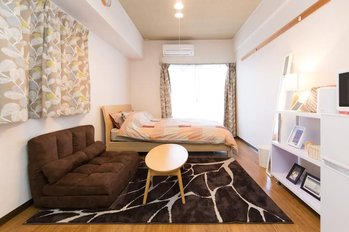 Perfect Location, Comfortable stay in Kyoto & Wifi