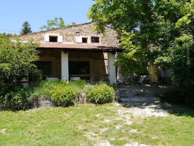 Dans un ancien Moulin en Provence - Riez - Maison