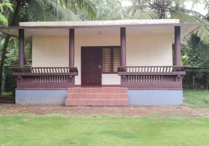 Amansagara Cottages