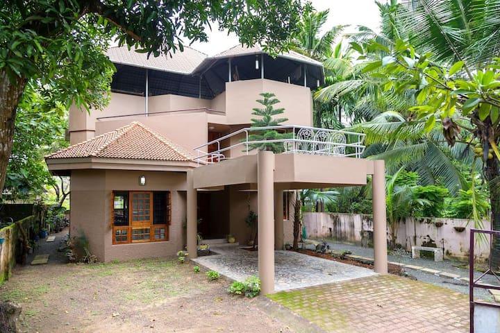 Amandaville - Villa In the heart of Kochi City