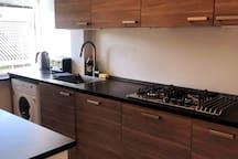 Modern apartment in beautiful surroundings