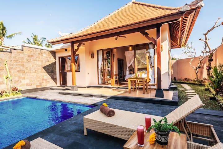 Villa Inspiration:inhale genuine Balinese culture