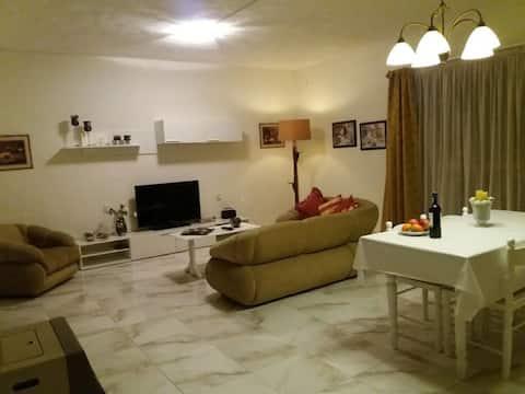 Super spacious maisonette in Rabat