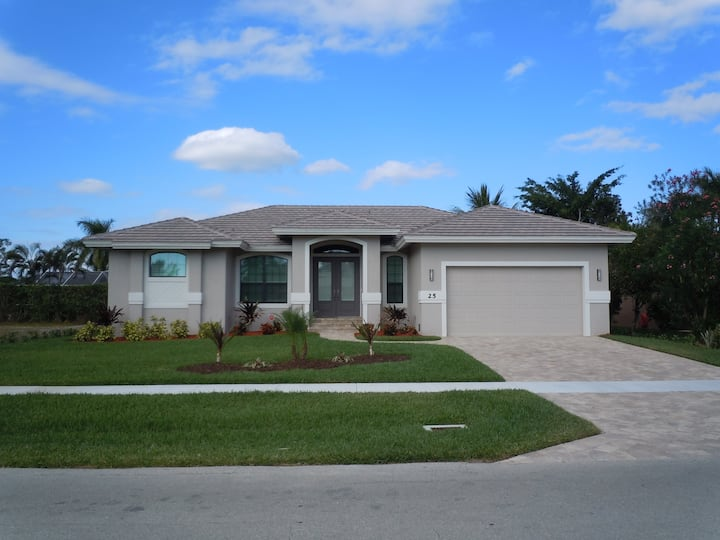 New House in Marco Island Florida!