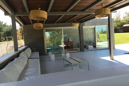 Casita de piscina ideal parejas - Ciudalcampo