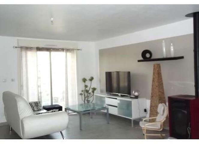 Maison moderne à 20min d'Angers. - Thorigne d'Anjou - Dom