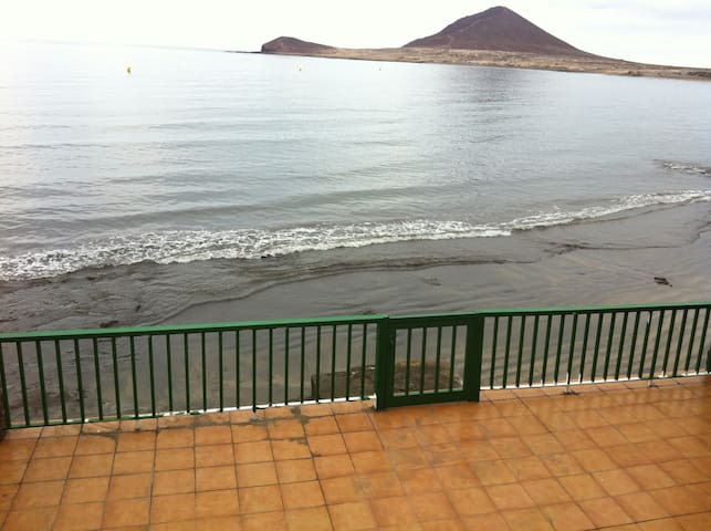 maravillosa casa con acceso directo al mar y wifi