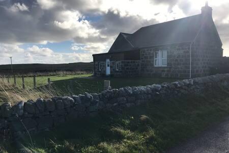 An Taigh Sgolie (The Schoolhouse in Gaelic)