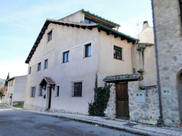 La Casita - Torrecaballeros - Dům
