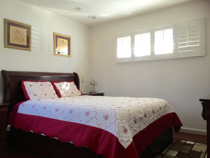 Beautiful Private Room In Sunnyvale