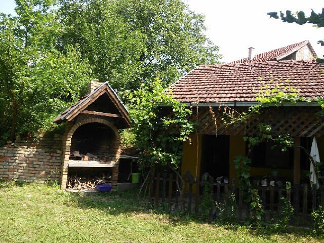 Eco Camp at National Park - Novi Sad - Alpehytte